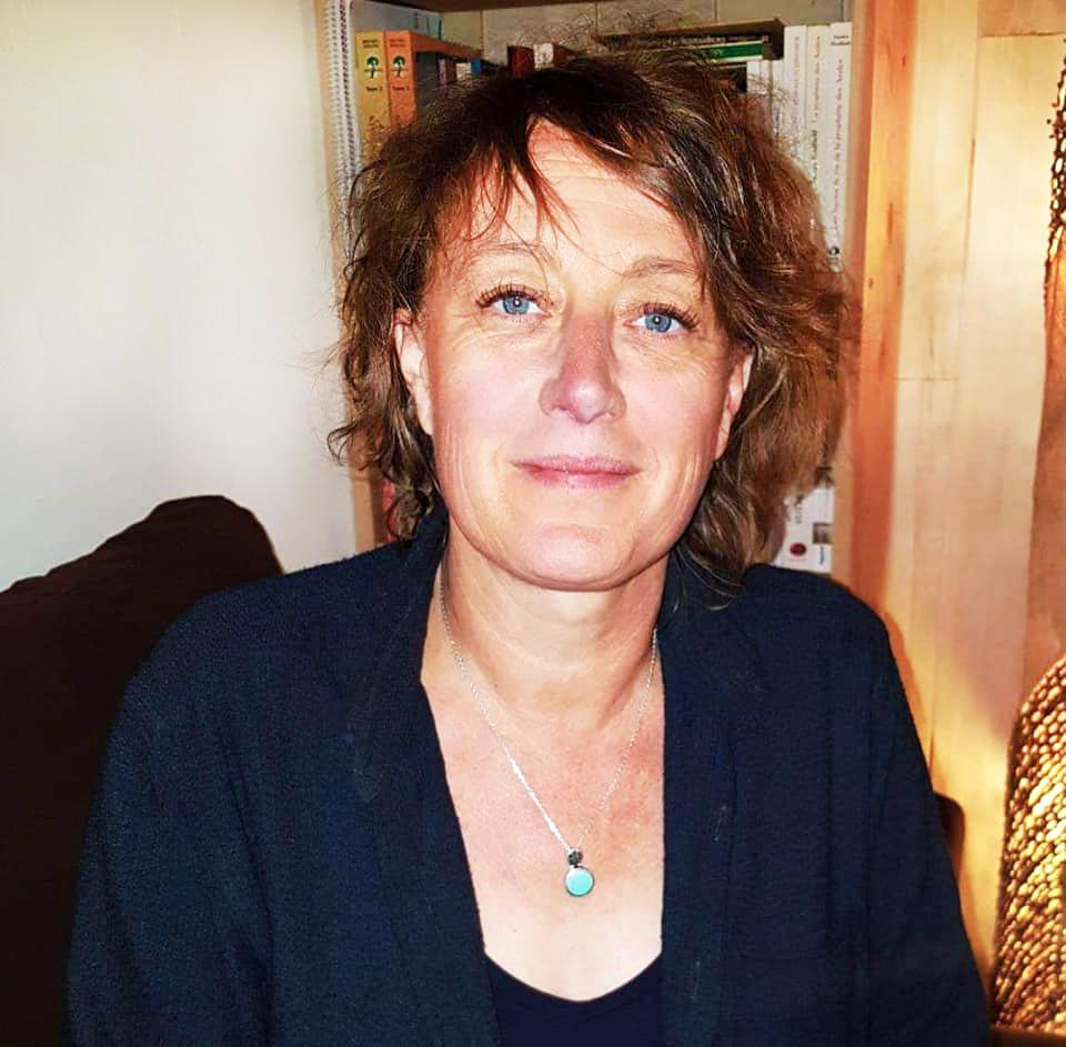 Anne-Gaëlle de Mersan, psycho-énergéticienne